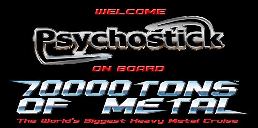 Psychostick with 70000 Tons of Metal!