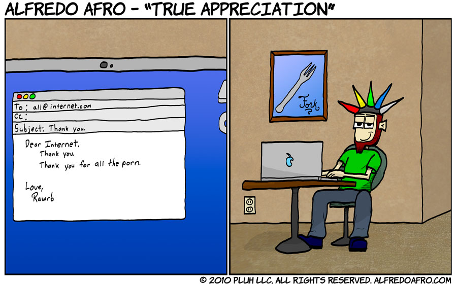 True Appreciation