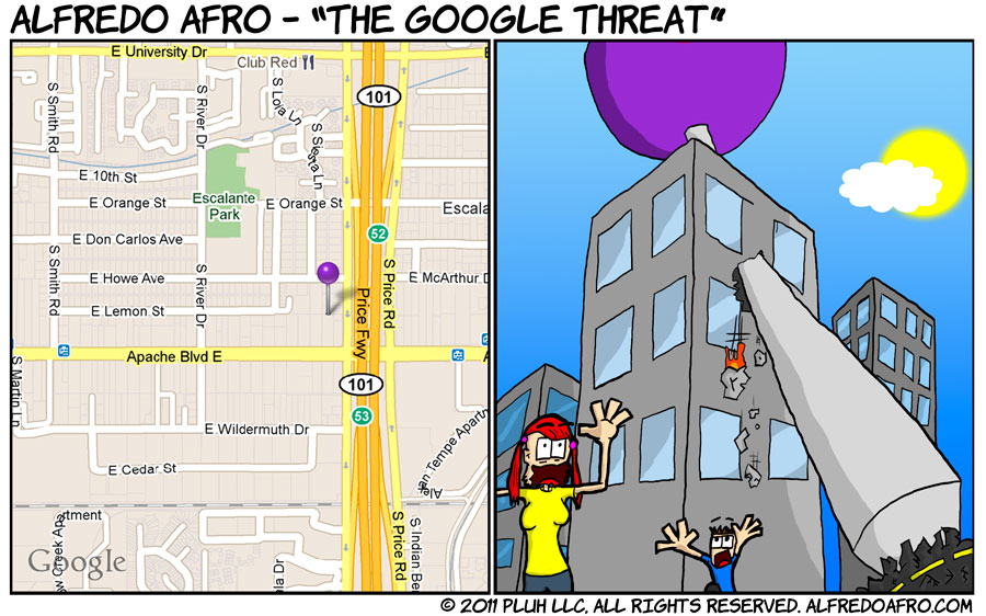 The Google Threat