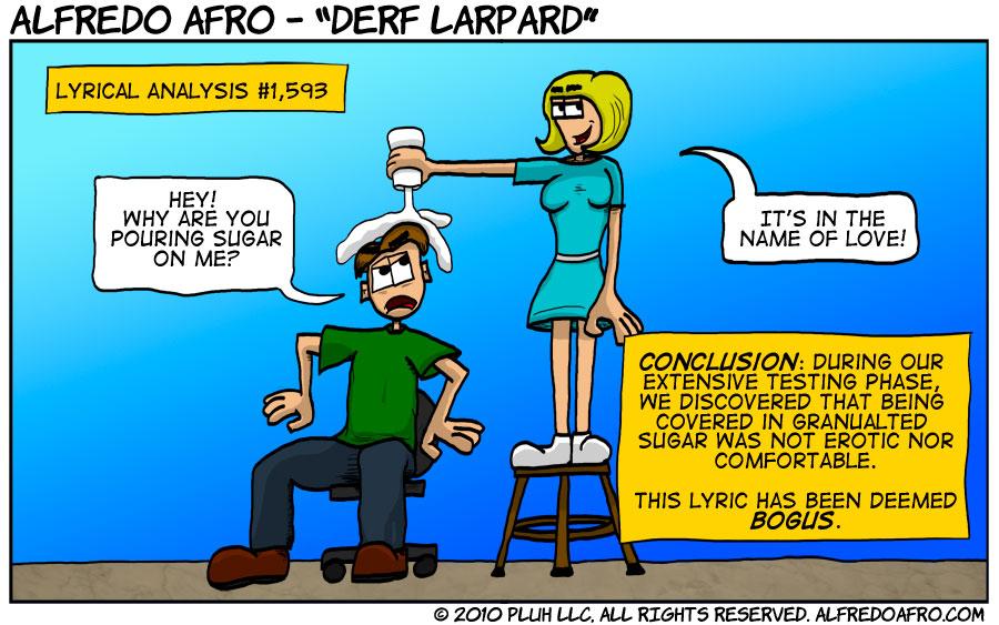 Derf Larpard