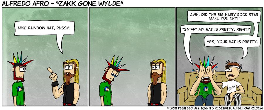 Zakk Gone Wylde