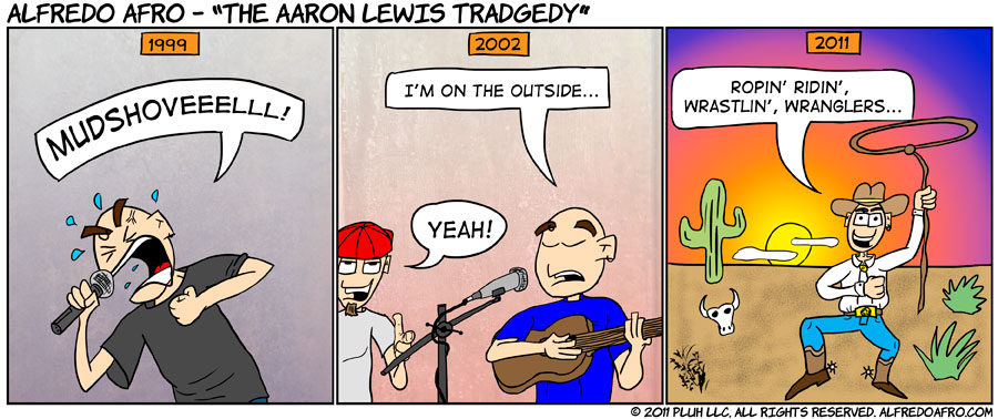 The Aaron Lewis Tradgedy