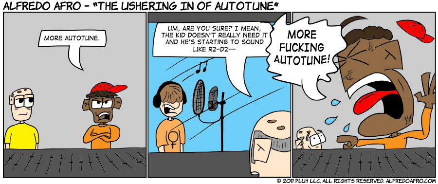 The Ushering in of Autotune