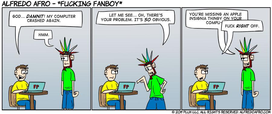 Fucking Fanboy