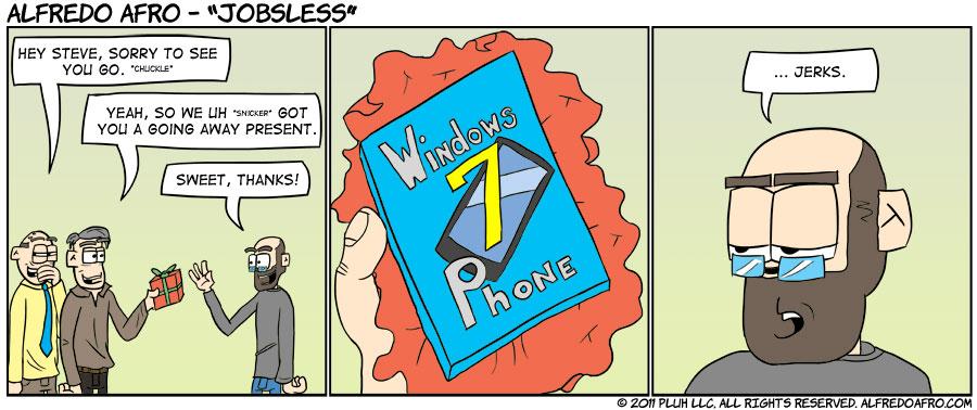 Jobsless