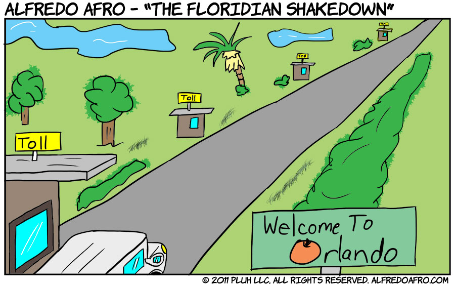 The Floridian Shakedown