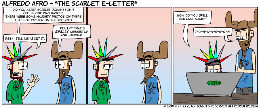 The Scarlet E-Letter