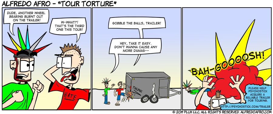 Tour Torture