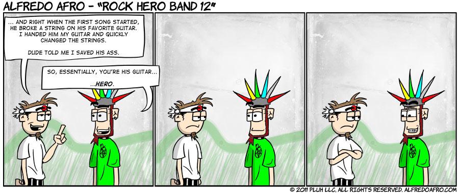 Rock Hero Band 12