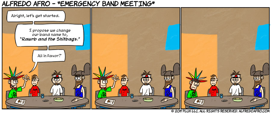 Emergency Band Meeting