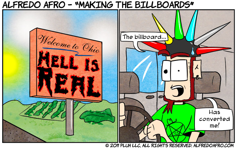 Making the Billboards