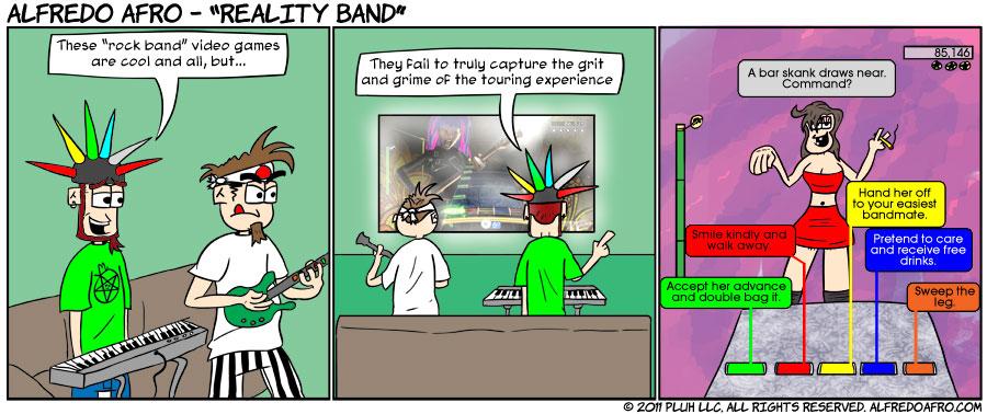 Reality Band