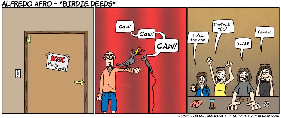 Birdie Deeds