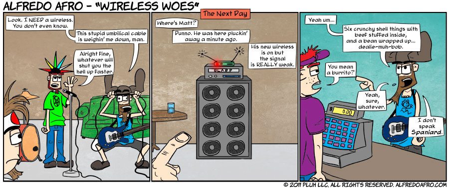 Wireless Woes