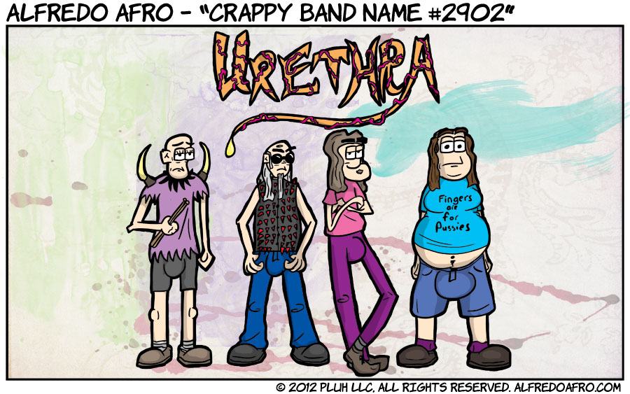Crappy Band Name #2902