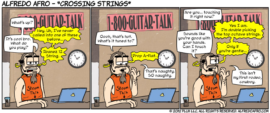 Crossing Strings