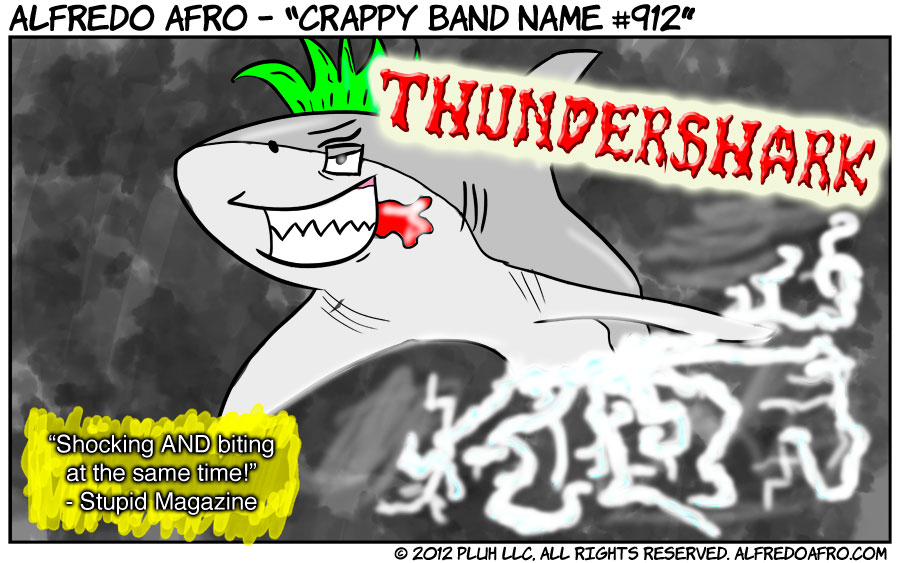Crappy Band Name #912