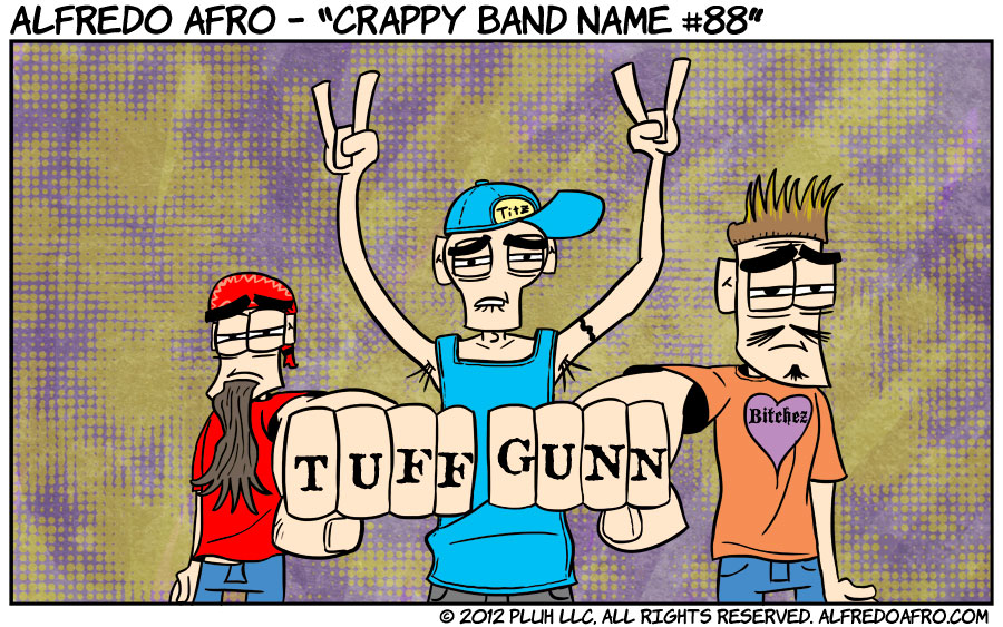 Crappy Band Name #88