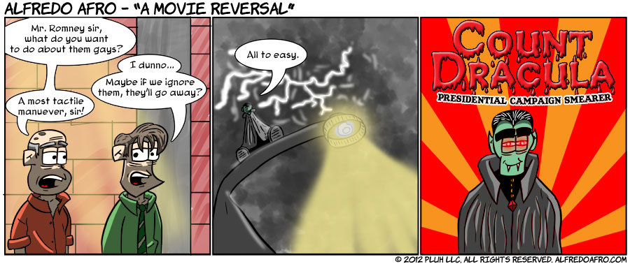 A Movie Reversal