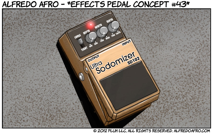 Effects Pedal Concept #43