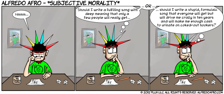 Subjective Morality