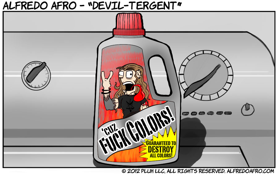 Devil-tergent