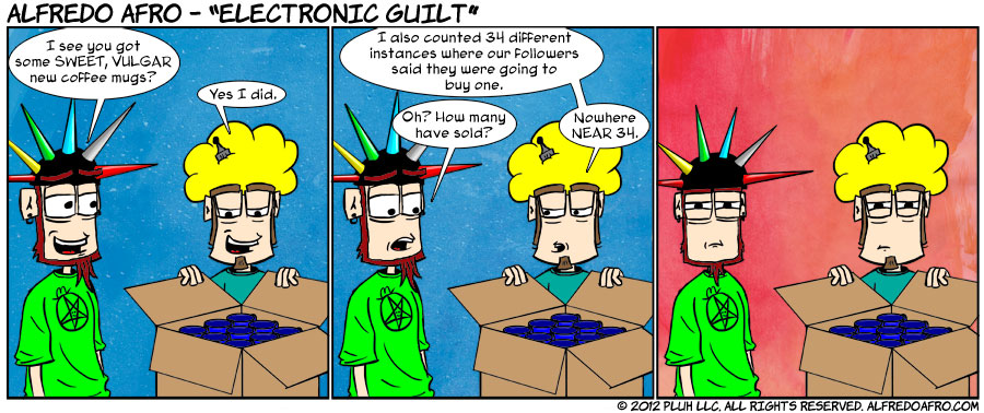 Electronic Guilt