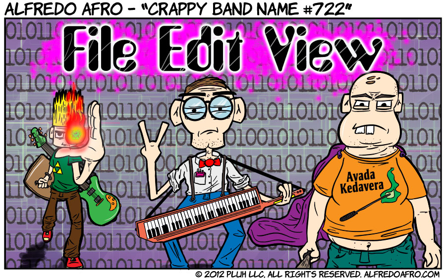 Crappy Band Name #722