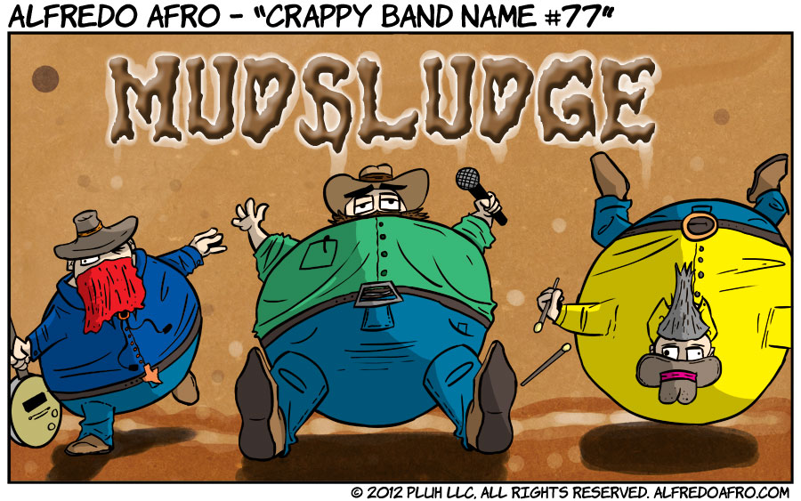 Crappy Band Name #77