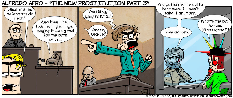 The New Prostitution Part 3
