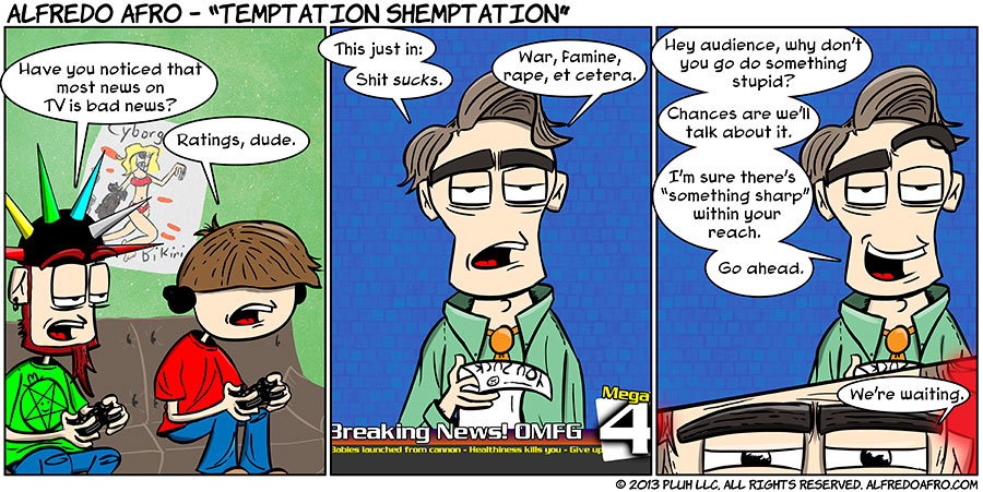 Temptation Shmemptation