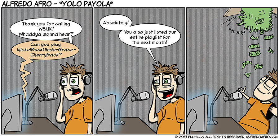 Payola And You - Why Radio Isn't Working For Independent Artists