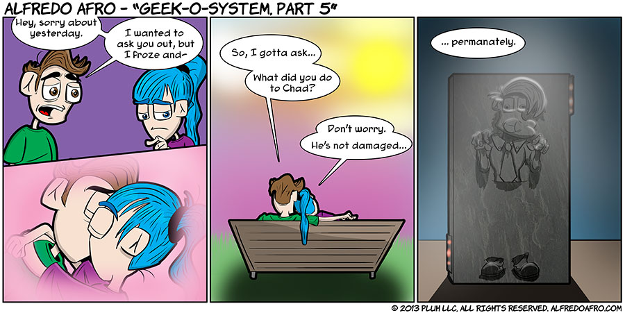 Geek-o-system Part 5