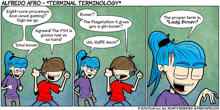 Terminal Terminology