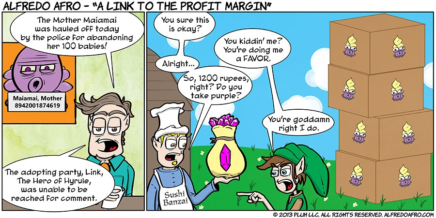 A Link to the Profit Margin