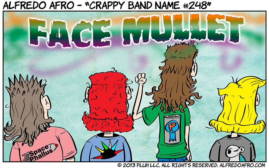 Crappy Band Name #248