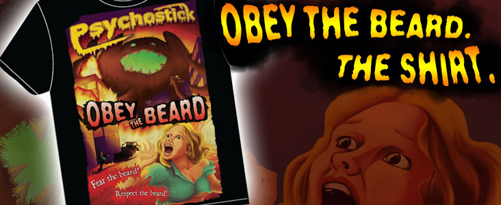 Obey the Beard!