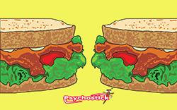 It's a sandwich?